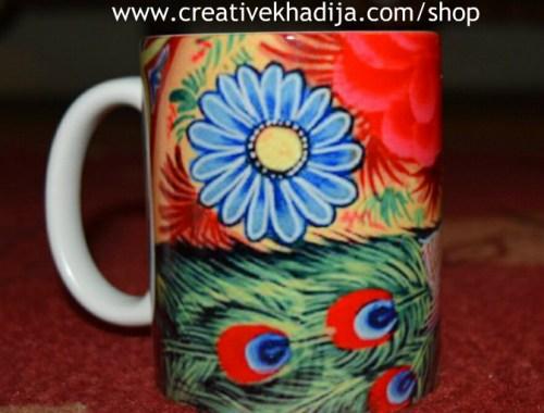 Truck Art Designed Printed Mugs For Sale