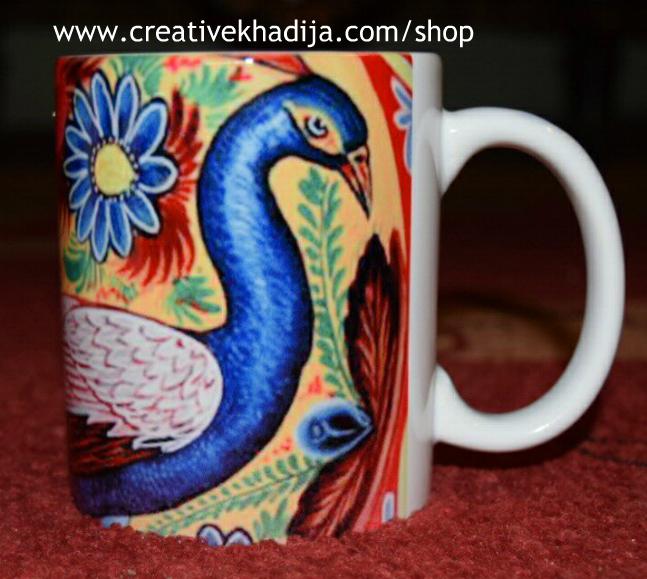 Truck Art Designed Printed Mugs