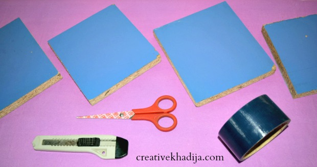 how to make crafts with duct tape
