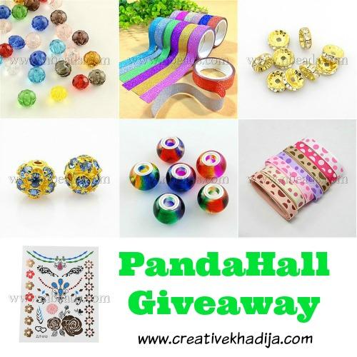 PandaHall Giveaway