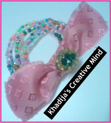 beads bracelet tutorial