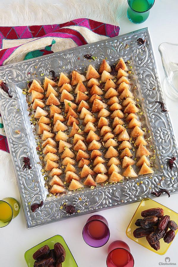 eid recipe samboosak