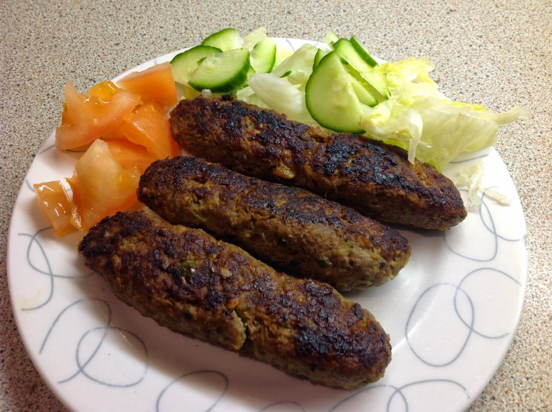 eid recipe seekh kebab
