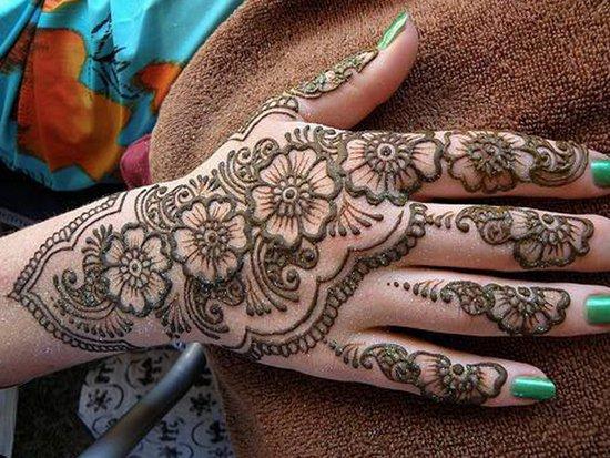 mehndi design for eid 2016