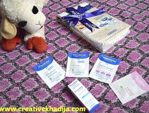 mustela pakistan-baby products review
