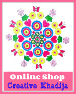 creative khadija online shop