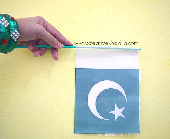 pakistani flag crafts ideas and creativity