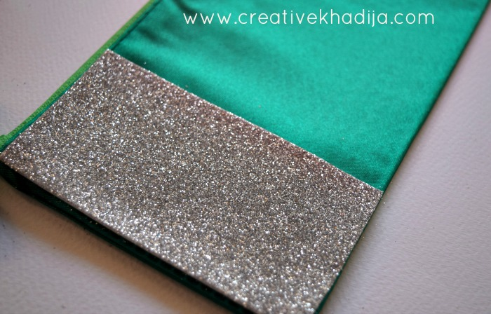 Pakistani flag design pouch idea independence day crafts