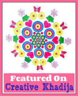 get featured on creative khadija blog