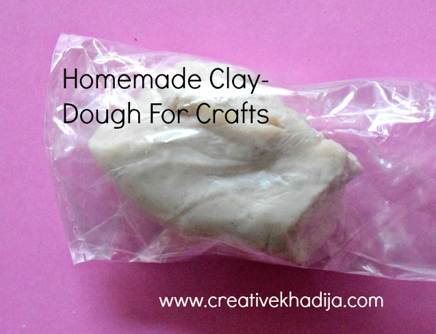 How To Make Dough For Handmade Jewelry Crafts Making