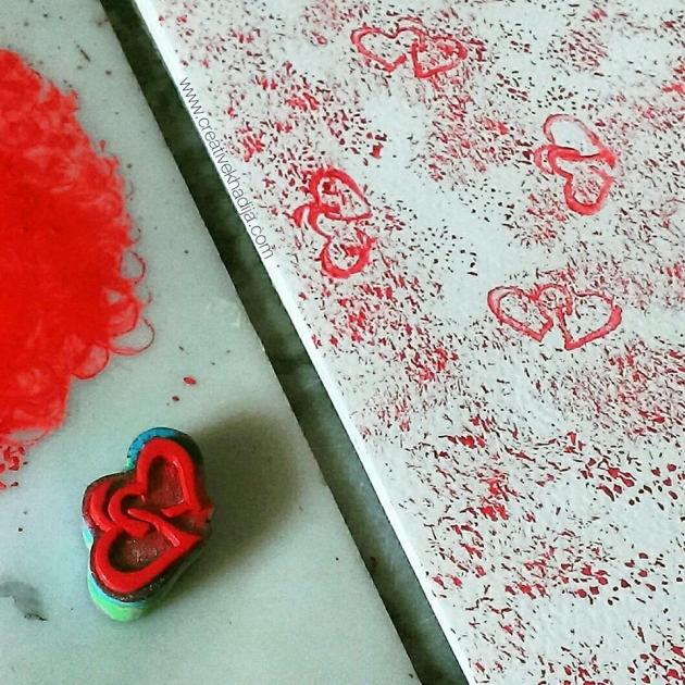 Valentine's Day Creative Handmade Cards With Love