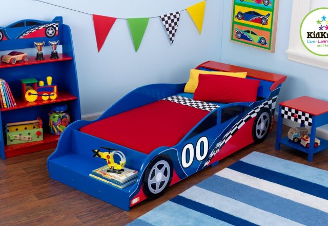 race car bed boys beds
