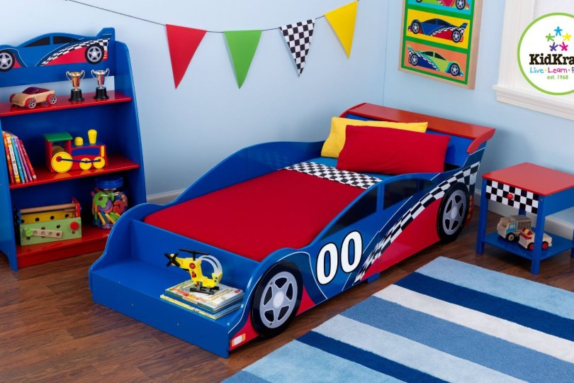 Race Car Bed Super Cool Race Car Bed For Boys 2019