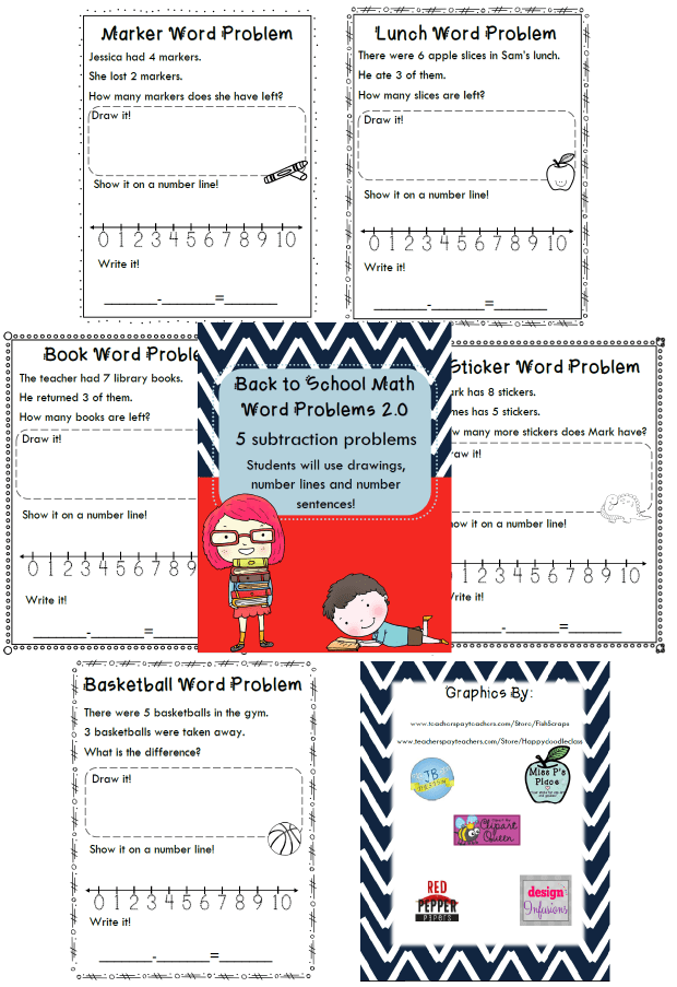 Math Word Problems2 Preview