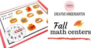 fall math centers-Facebook