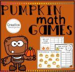 Pumpkin Math Bundle SQUARE