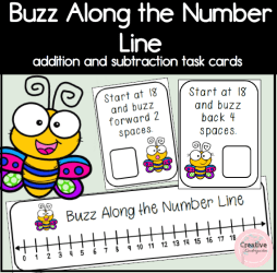 Buzz Along the Number Line square preview