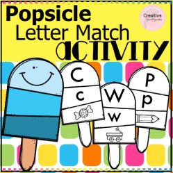 Popsicle Letter Match square preview