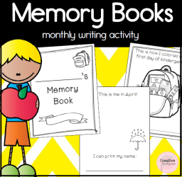 memory books square preview