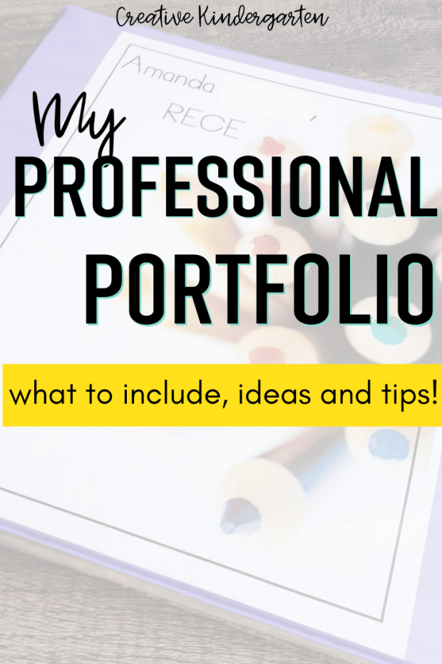This professional portfolio highlights the work that I do. I give you a look inside at what I included, ideas, and tips to make your own.