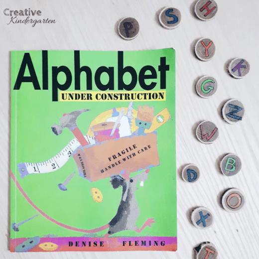 alphabet books for kindergarten