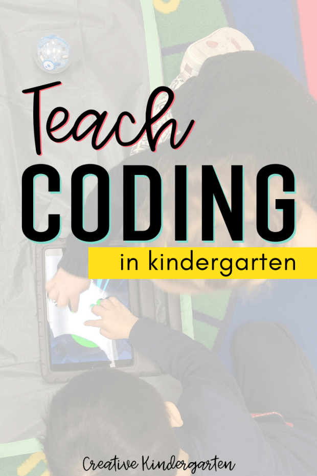 earn tips and tricks to teach your kindergarten students valuable coding skills. You will find out why, what, when and how to teach your class how to code.
