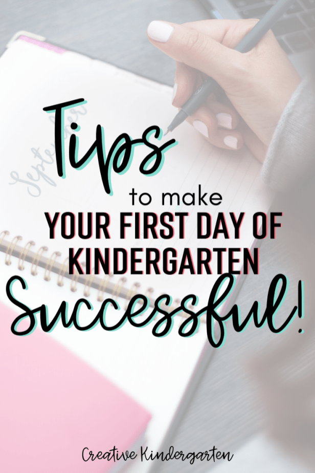 First Day of Kindergarten: Get tips and tricks to make your first day of kindergarten successful. Feel confident with advice, activities and support.