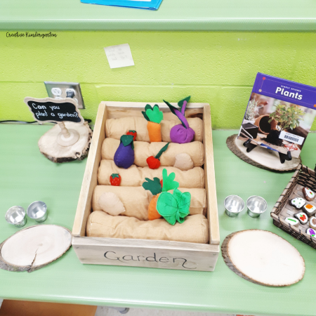Having a small world center can be a fun addition to your kindergarten classroom setup. Give your students choices and provide different spaces for them to learn.