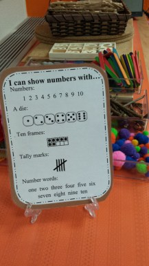 How I can show my numbers