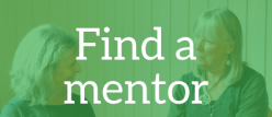 Find a mentor button
