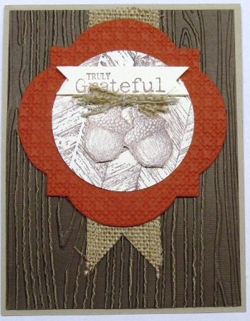Truly Grateful Card