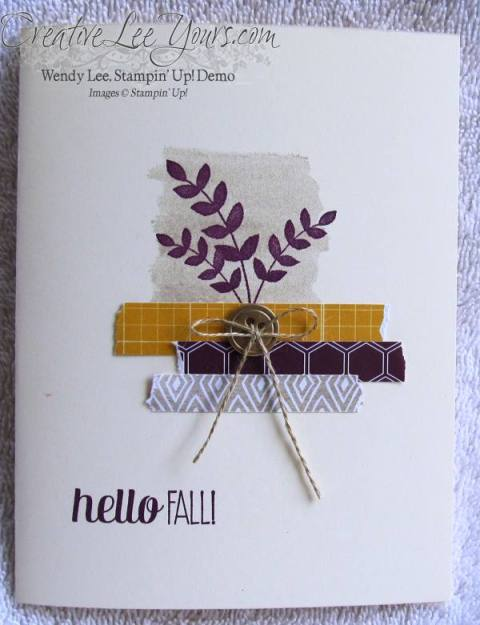 for all things hello fall