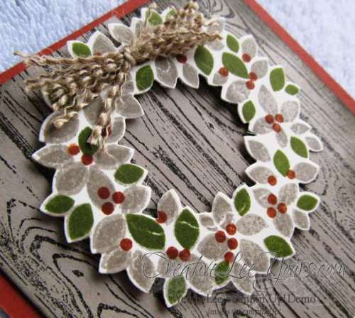 Wondrous wreath by wendy lee