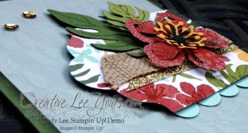 Botanical Celebration by Wendy Lee, #creativeleeyours, Stampin' Up!, Botanical Gardens, Suite Sayings