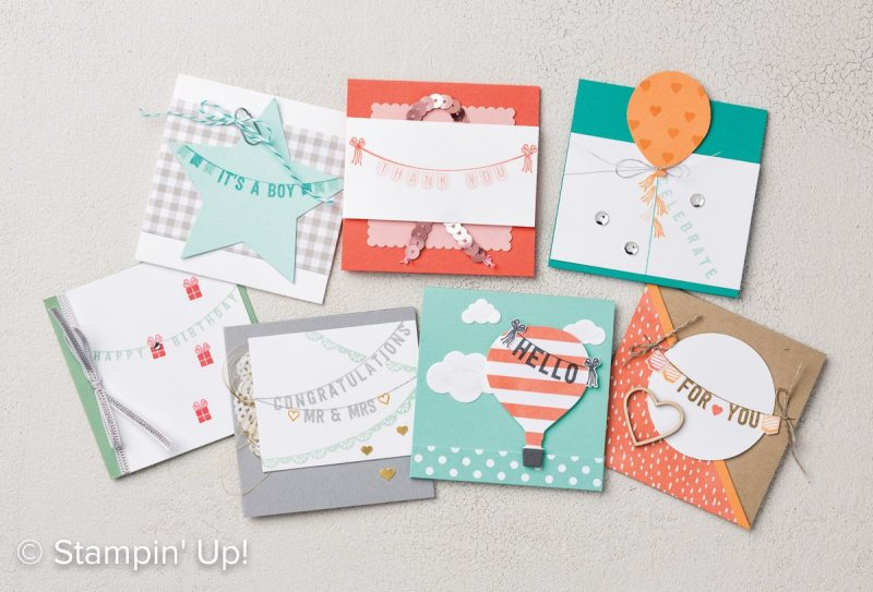 Any Occasion Stamp Set with Wendy Lee, Stampin Up, #creativeleeyours