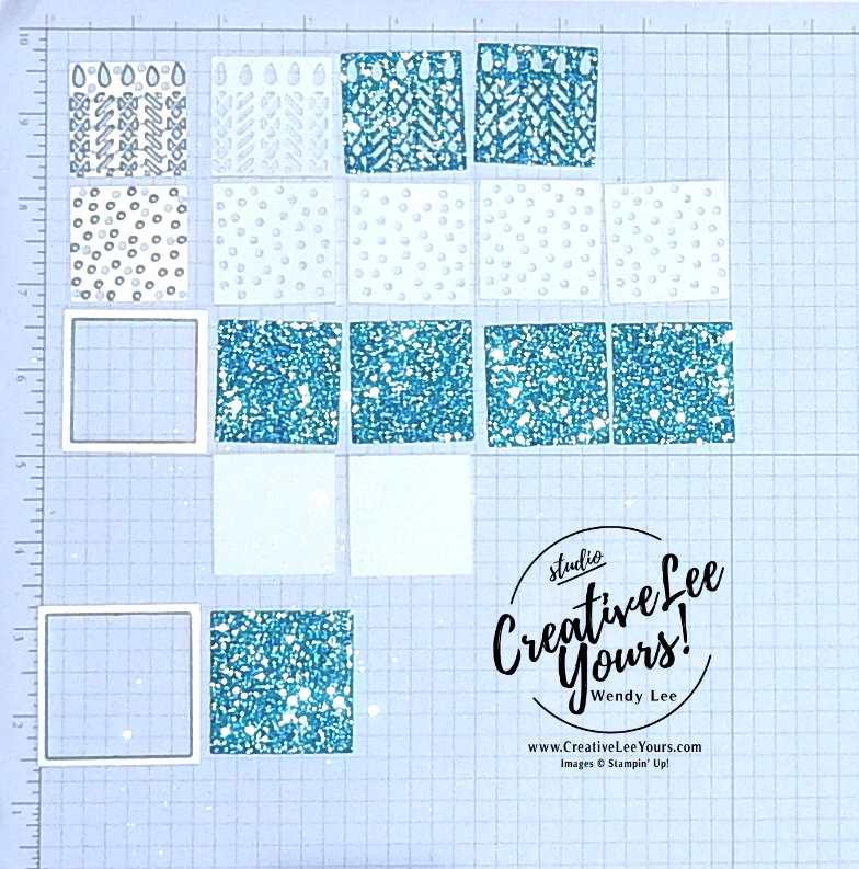 Hexagonal Pop-Up Birthday by Wendy Lee, Stampin Up, #creativeleeyours, creatively yours, birthday bright stamp set, window box thinlits, confetti embossing folder, #hexjumpup, fun fold, birthday card