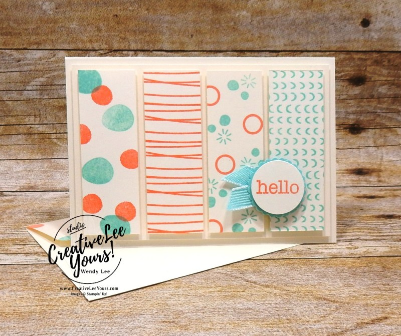 December 2018 Day by Day Paper Pumpkin Kit by wendy lee, stampin up, handmade cards, rubber stamps, stamping, kit, subscription, #creativeleeyours, creatively yours, creative-lee yours, alternate, bonus tutorial, fast & easy, DIY, #simplestamping, January 2019 FMN class, card club, friend