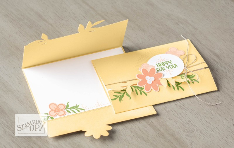 bouquet blooms stamp set, gatefold blossoms dies, su, wendy lee, 2018-2019 Annual catalog, stampin up, #creativeleeyours, creatively yours, creative-lee yours, rubberstamps, handmade cards, stamping, video, how to use, tips, fun fold