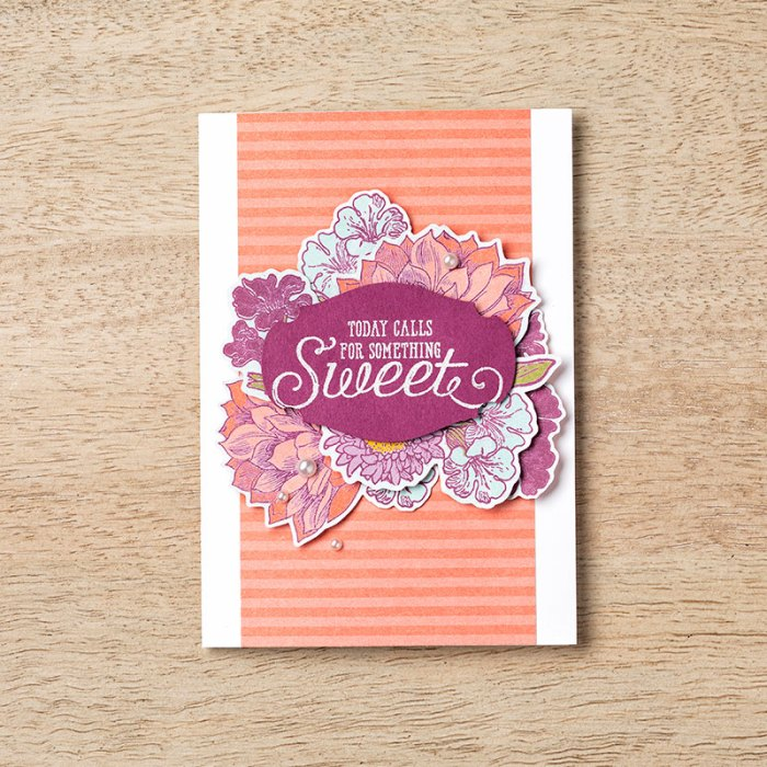 Stampin Up, promotion, sale-a-bration, SAB, #creativeleeyours, wendy lee, creatively yours, free products, stamping, paper crafting, handmade, coordinating products, stampin up, SU, creative-lee yours, Diemonds team, business opportunity, DIY, fellowship, 2nd release, March 2019 promotion, More Than Words Stamp Set, story label punch, hello cupcake, lasting lily, hop around, four seasons