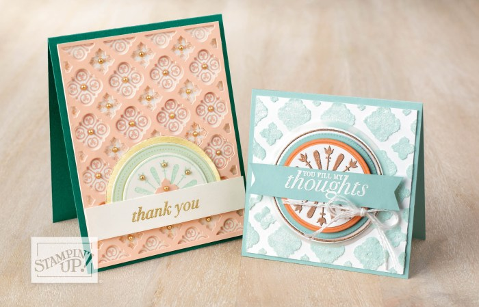 Florentine Filigree Stamp Set, charming, wendy lee, Stampin Up, #creativeleeyours, creatively yours, creative-lee yours, SU, DIY, paper craft, video, product tips, product highlights, geometric designs, hinge step, stamparatus