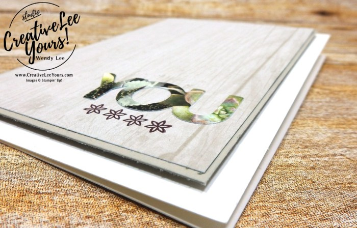 February 2019 Grown With Kindness Paper Pumpkin Kit by wendy lee, stampin up, handmade cards, rubber stamps, stamping, kit, subscription, #creativeleeyours, creatively yours, creative-lee yours, succulents, video, bonus tutorial, fast & easy, DIY, #simplestamping, celebrate you