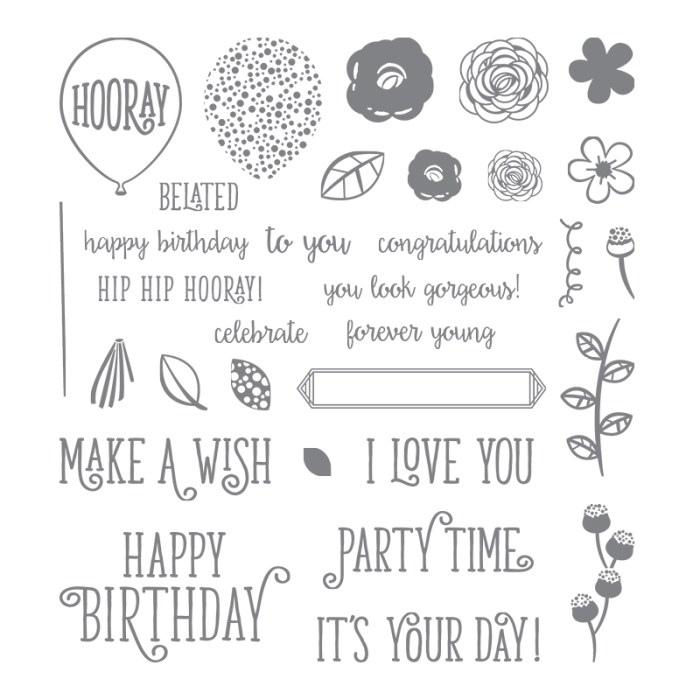 Goodbye Gorgeous by Wendy Lee, Tutorial, card club, stampin Up, SU, #creativeleeyours, hand made card, birthday, fun fold, pattern paper, stamping, creatively yours, creative-lee yours, DIY, balloons, flowers, embossing, frame