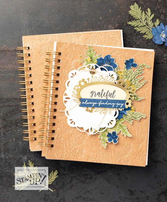 Pressed Petal Suite with Wendy Lee, stampin Up, SU, #creativeleeyours, hand made card, tags, journal, friend, birthday, hello, thanks, flowers, pressed flowers, celebration, best wishes, sympathy, kindness, creatively yours, creative-lee yours, DIY, product tip, kit, special, thankful, video
