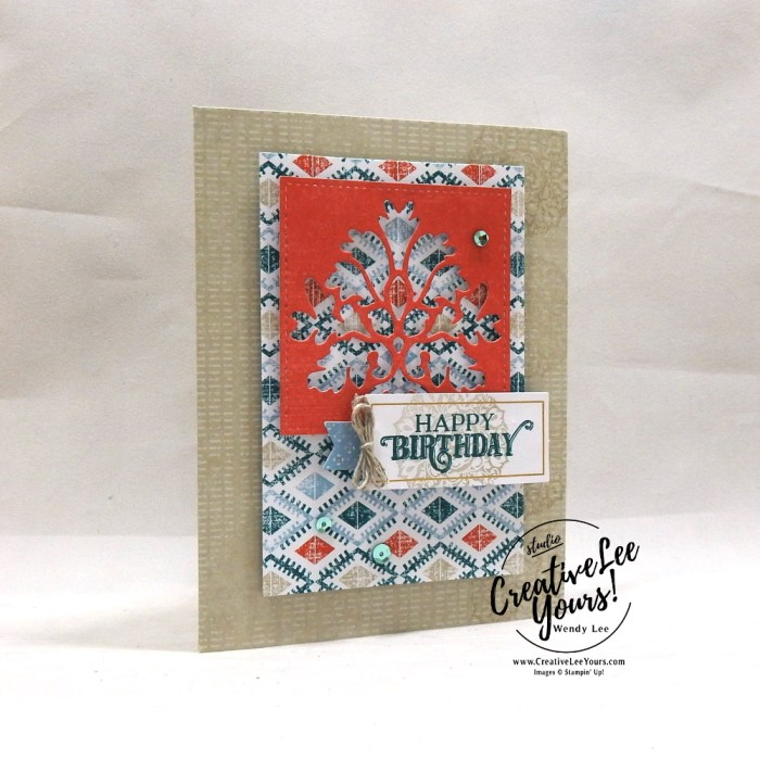 July 2019 On My Mind Paper Pumpkin Kit, wendy lee, stampin up, handmade cards, rubber stamps, stamping, kit, subscription, #creativeleeyours, creatively yours, creative-lee yours, birthday, celebration, graduation, anniversary, smile, thank you, amazing, alternate, bonus tutorial, fast & easy, DIY, #simplestamping, card kit, nautical, maritime, woven threads, garden lane, come sail away
