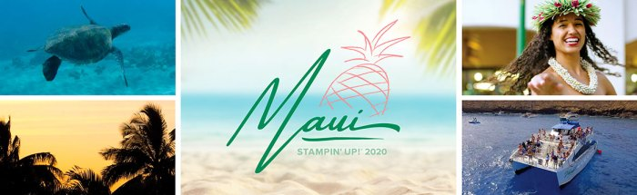 stampin up 2020 Maui incentive trip, wendy lee, #creativeleeyours, creatively yours, demonstrator rewards, travel, hawaii,SU, business opportunity