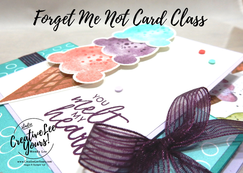 Melt My Heart Double Easel by wendy lee, Sweet Ice Cream stamp set, stampin up, stamping, SU, #creativeleeyours, creatively yours, creative-lee yours, #cardmaking, #handmadecard, #rubberstamps #stamping, friend, thinking of you, thank you, stamping, DIY, paper crafts, #papercrafting , #papercraftingsupplies, #papercraftingisfun , FMN, forget me not, ,#cardclub ,#cardclasses ,#onlinecardclasses ,#funfoldcards ,#funfoldcard ,#tutorial ,#tutorials ,#makeacardsendacard ,#makeacardchangealife, ,#tutorial ,#tutorials, ice cream, fun fold, #simplestamping, ,#SAB, #saleabration,