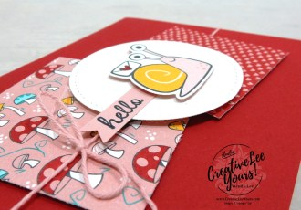 Simple Hello by Wendy Lee, #creativeleeyours , #stampinup , #su , #stampinupdemonstrator , #cardmaking, #handmadecard, #rubberstamps, #stamping, #DIY, #papercrafts , #papercraft , #papercrafting , #papercraftingsupplies, #papercraftingisfun, #papercraftingideas, #makeacardsendacard ,#makeacardchangealife , #happymailstampcamp, #snailedit, #snailmail, hello, friend, birthday