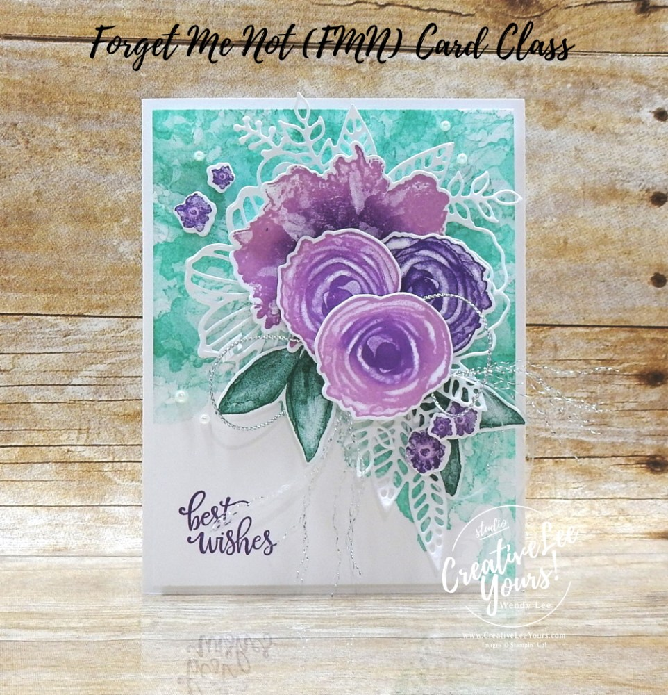 Create Multi-colored Images With Blending Brushes by wendy lee, Artistically Inked stamp set, Expressions in ink, blending brushes, stampin up, stamping, SU, #creativeleeyours, creatively yours, creative-lee yours, #cardmaking, #handmadecard, #rubberstamps #stamping, friend, thinking of you, sympathy, thank you, birthday, love, anniversary, wedding, stamping, DIY, paper crafts, welcome, #papercrafting , #papercraftingsupplies, #papercraftingisfun , FMN, forget me not, ,#cardclub ,#cardclasses ,#onlinecardclasses , tutorial ,#tutorials, #techniques, #makeacardsendacard ,#makeacardchangealife, #collagecard