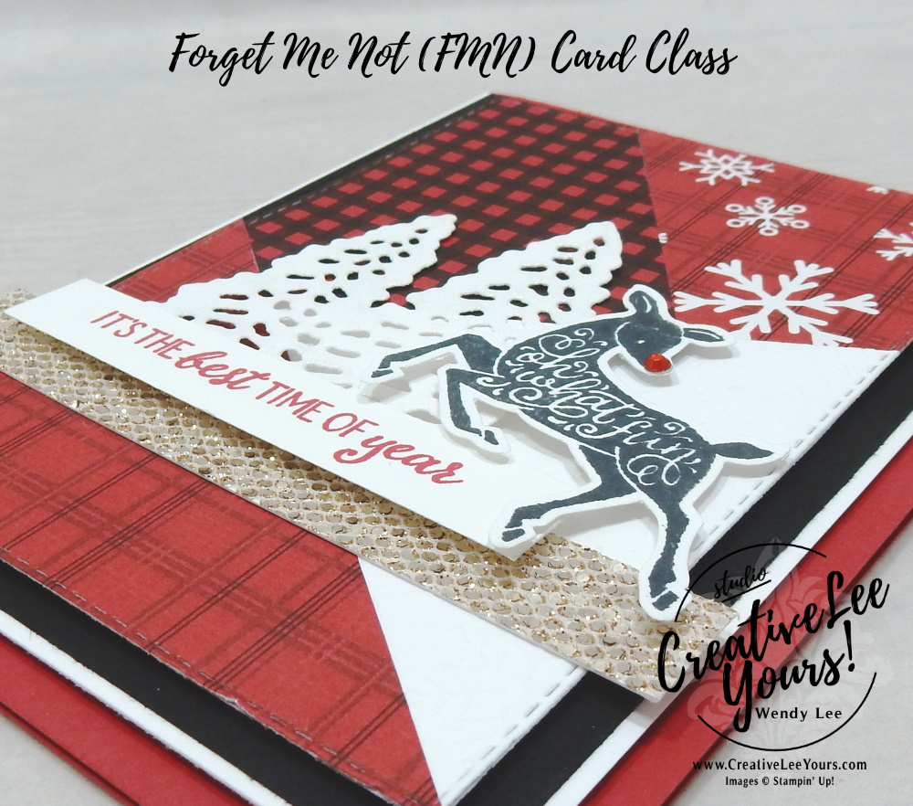 Crazy Quilted Christmas by wendy lee, Quilt technique, Paper Piecing, Peaceful Deer stamp set, Deer Builder punch, Peaceful Prints, stampin up, stamping, SU, #creativeleeyours, creatively yours, creative-lee yours, #cardmaking, #handmadecard, #rubberstamps #stamping, friend, thinking of you, sympathy, thank you, birthday, love, anniversary, Christmas, stamping, DIY, paper crafts, welcome, #papercrafting , #papercraftingsupplies, #papercraftingisfun , FMN, forget me not, ,#cardclub ,#cardclasses ,#onlinecardclasses , tutorial ,#tutorials ,#makeacardsendacard ,#makeacardchangealife,#collagecards, #wintercards,#SAB, #saleabration