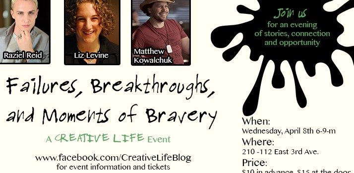 Christine: I'm Hosting the Very First Creative Life Event on Wednesday. Currently, I am Remembering to Breathe